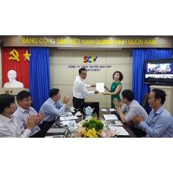 Vũ Đặng Yến Hằng: nữ phó tổng giám đốc đầu tiên của SCTV
