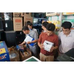 Đầu thu DVB-T2 ồ ạt giảm giá trước ngày tắt sóng analog