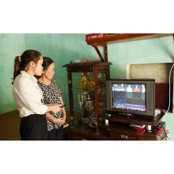 VNPT Technology lắp đặt xong 174.000 đầu thu cho hộ nghèo tại 6 tỉnh vào 15/07