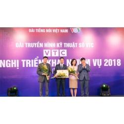 VTC đặt mục tiêu tổng doanh thu cán mốc 1.088 tỉ đồng năm 2018
