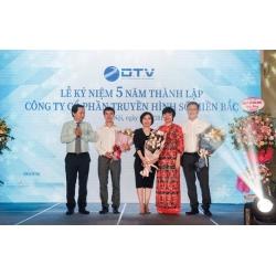 DTV sẽ mở rộng phủ sóng tại 6 tỉnh từ Thanh Hóa tới Thừa Thiên Huế