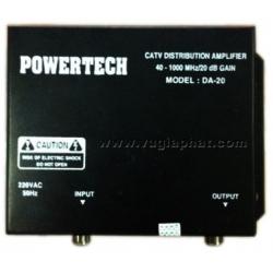 Bộ Khuếch Đại Powertech DA-20