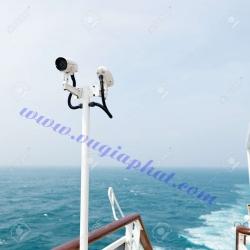 Giải pháp camera  trên tàu biển, du thuyền