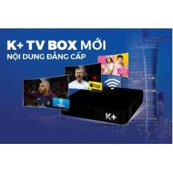 K+ TV Box - Hướng dẫn sử dụng
