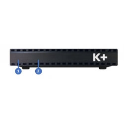 K+ TV Box - Hướng dẫn cài đặt đầu thu
