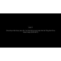 K+ TV Box - Chưa thực hiện được yêu cầu [PLR – 3017]