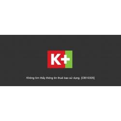 K+ TV Box - Không tìm thấy thông tin thuê bao sử dụng [OB10305]