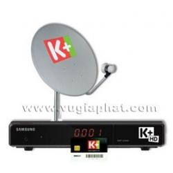 Bộ truyền hình K+ Gói Premium HD