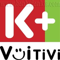 Biểu phí gia hạn thuê bao truyền hình K+
