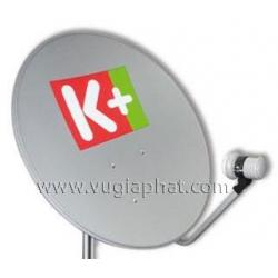 Anten Parabol (Chảo) VSTV (K+) 0.6m