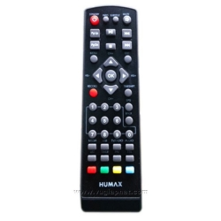 Remote Humax HD02