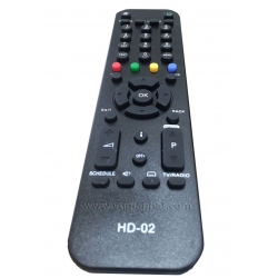 Remote VTC HD02