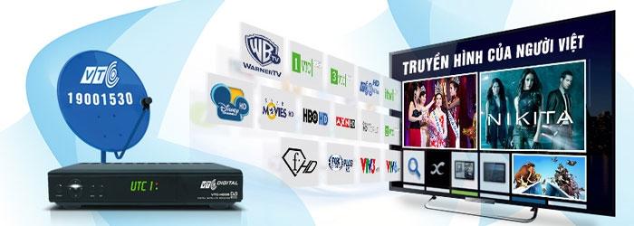 Truyền hình số VTC - Truyền hình của người Việt