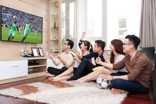 Truyền hình trả tiền đạt doanh thu 7.500 tỷ đồng năm 2017.