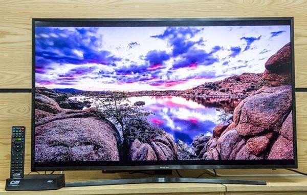 Đầu thu ON FUTURE không chỉ hình ảnh sắc nét hơn so với chuẩn full HD
