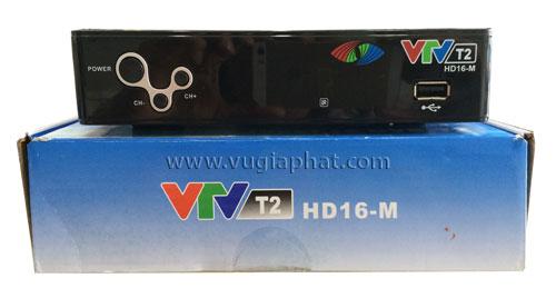 Đầu thu KTS Mặt Đất VTV DVB T2