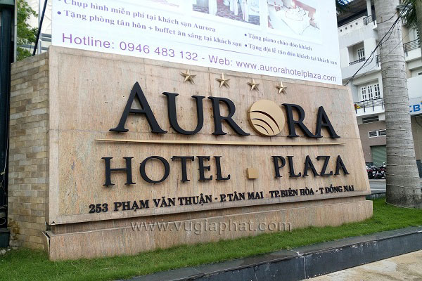 Khách Sạn AURORA Biên Hòa