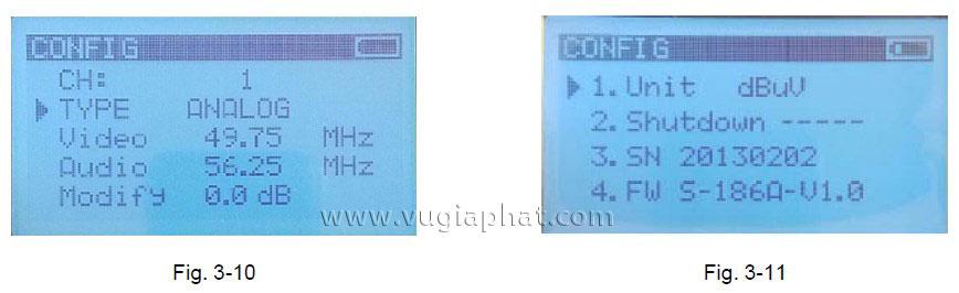 Đồng hồ đo tín hiệu S-186A 10