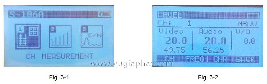 Đồng hồ đo tín hiệu S-186A 5