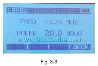 Đồng hồ đo tín hiệu S-186A 6
