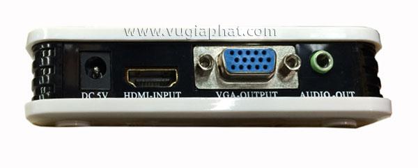 HD to VGA 3