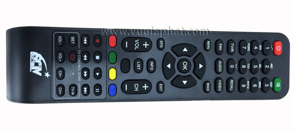 Remote SCTV HD DCT 7610