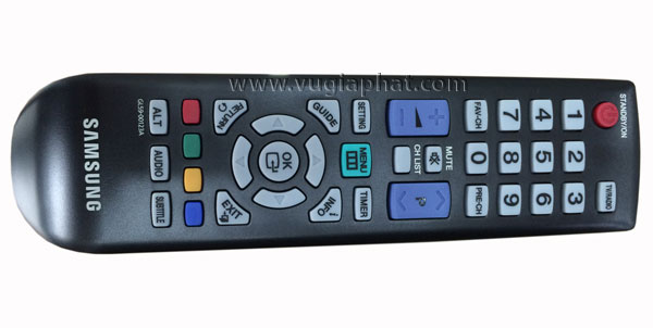 Remote VTC HD07