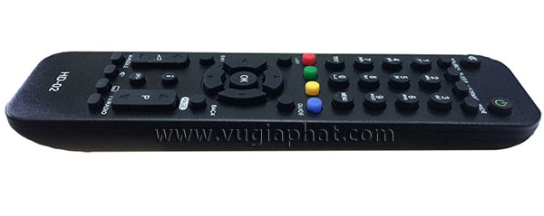 Remote VTC HD02 1